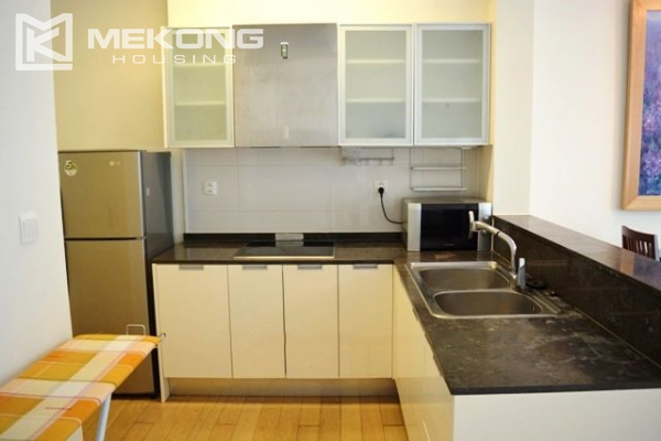 3 bedroom apartment for lease in Keangnam Landmark Tower Hanoi, modern design 5