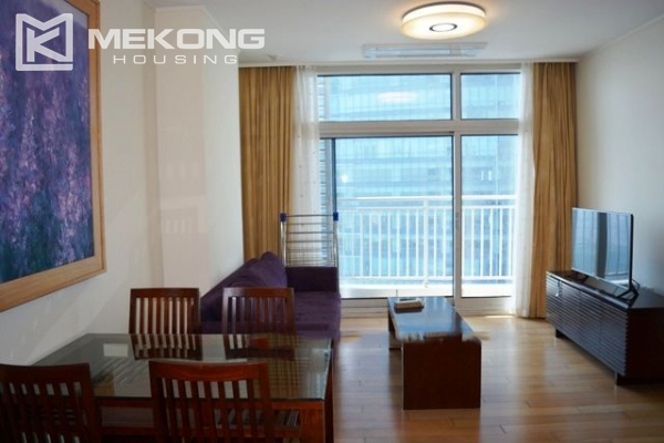 3 bedroom apartment for lease in Keangnam Landmark Tower Hanoi, modern design 6