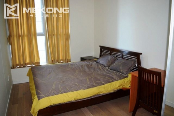 3 bedroom apartment for lease in Keangnam Landmark Tower Hanoi, modern design 13