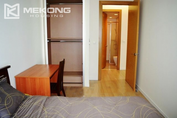 3 bedroom apartment for lease in Keangnam Landmark Tower Hanoi, modern design 14