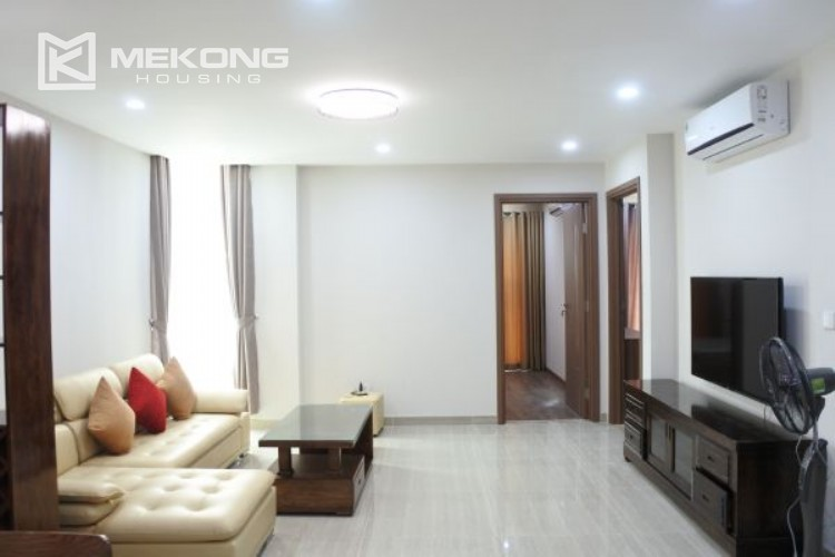 3 bedroom apartment on high floor for rent in The Link L3 Ciputra Hanoi 1