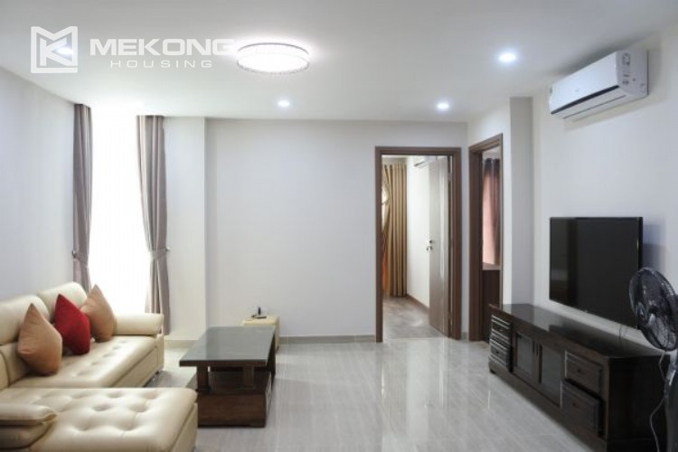 3 bedroom apartment on high floor for rent in The Link L3 Ciputra Hanoi 2