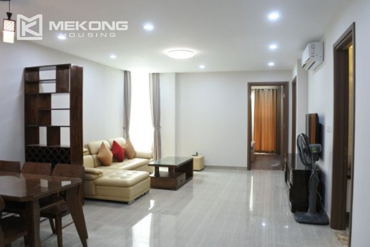 3 bedroom apartment on high floor for rent in The Link L3 Ciputra Hanoi 3