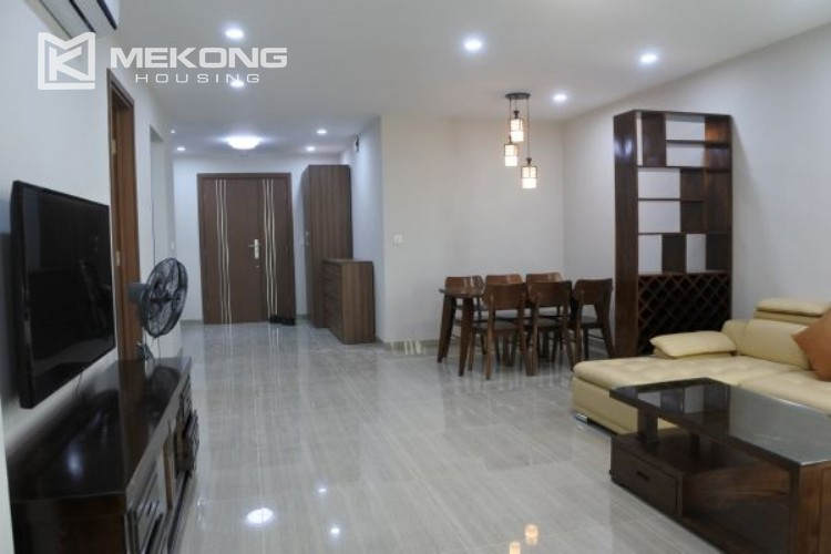 3 bedroom apartment on high floor for rent in The Link L3 Ciputra Hanoi 5
