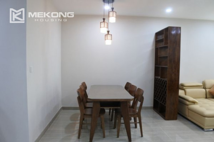 3 bedroom apartment on high floor for rent in The Link L3 Ciputra Hanoi 6