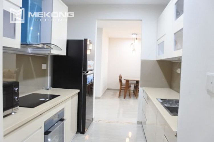 3 bedroom apartment on high floor for rent in The Link L3 Ciputra Hanoi 9