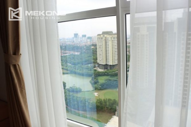 3 bedroom apartment on high floor for rent in The Link L3 Ciputra Hanoi 17