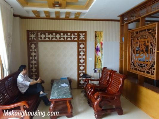 3 bedroom apartment on high floor with Red river view for rent in Packexim, Tay Ho district 2