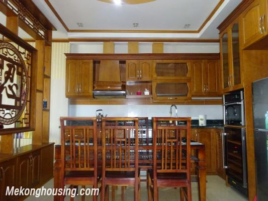 3 bedroom apartment on high floor with Red river view for rent in Packexim, Tay Ho district 4