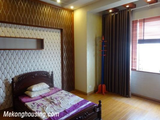 3 bedroom apartment on high floor with Red river view for rent in Packexim, Tay Ho district 5
