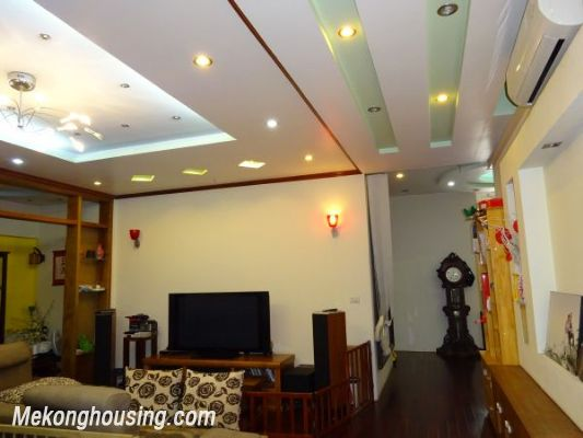3 bedroom apartment on high foor for rent in Nguyen Chi Thanh, Ba Dinh district, Hanoi 4