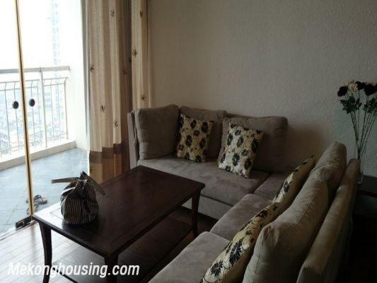 3 bedrooms apartment for lease in Ngoc Khanh street, Ba Dinh district, Hanoi 2