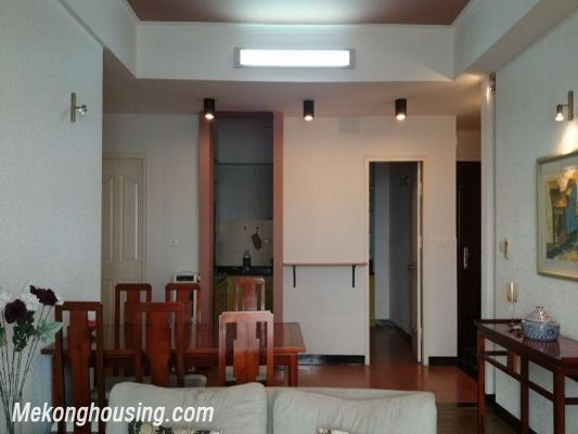3 bedrooms apartment for lease in Ngoc Khanh street, Ba Dinh district, Hanoi 4