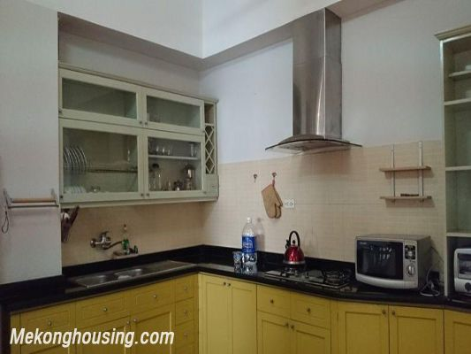 3 bedrooms apartment for lease in Ngoc Khanh street, Ba Dinh district, Hanoi 6