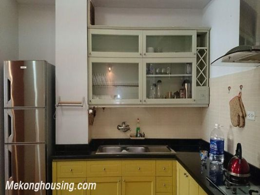 3 bedrooms apartment for lease in Ngoc Khanh street, Ba Dinh district, Hanoi 7