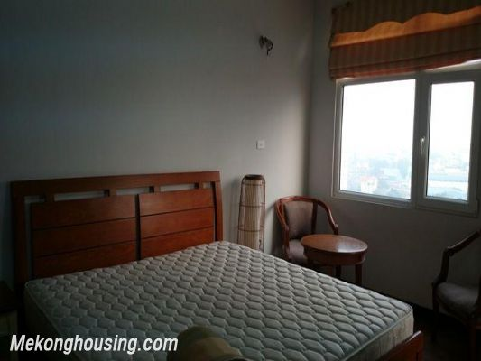 3 bedrooms apartment for lease in Ngoc Khanh street, Ba Dinh district, Hanoi 8