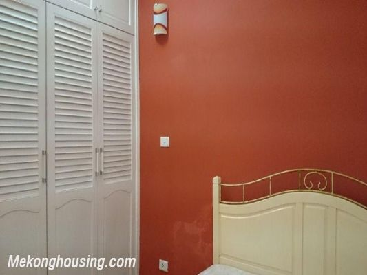 3 bedrooms apartment for lease in Ngoc Khanh street, Ba Dinh district, Hanoi 9