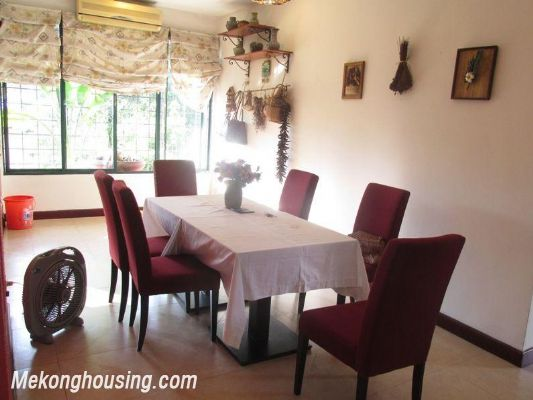 3 bedrooms apartment with full furniture for rent in Lang Ha, Dong Da, Hanoi 4