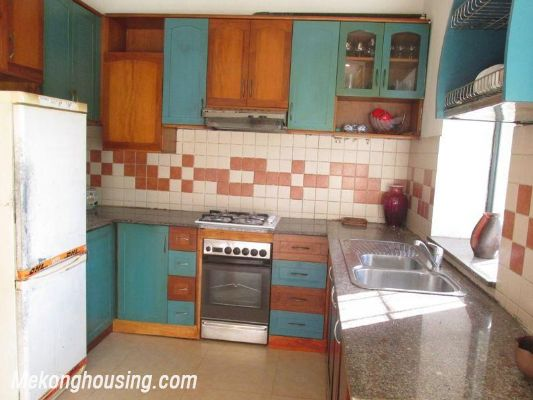 3 bedrooms apartment with full furniture for rent in Lang Ha, Dong Da, Hanoi 5