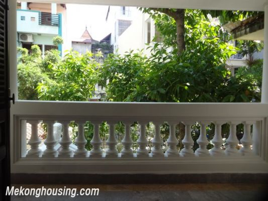 3 bedrooms house near Westlake for lease in Nghi Tam village, Au Co, Tay Ho, Hanoi 13