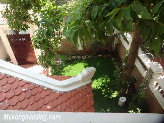 3 bedrooms house near Westlake for lease in Nghi Tam village, Au Co, Tay Ho, Hanoi 14