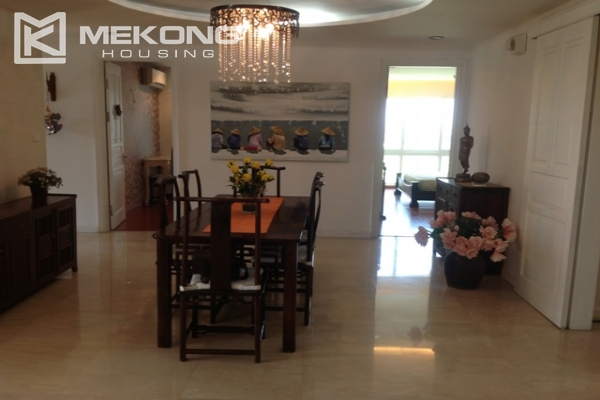 4 bedroom apartment for lease on high level in P2 Ciputra Hanoi, full furniture 4