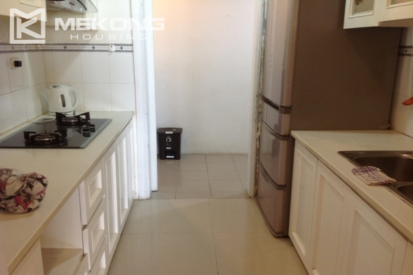 4 bedroom apartment for lease on high level in P2 Ciputra Hanoi, full furniture 5