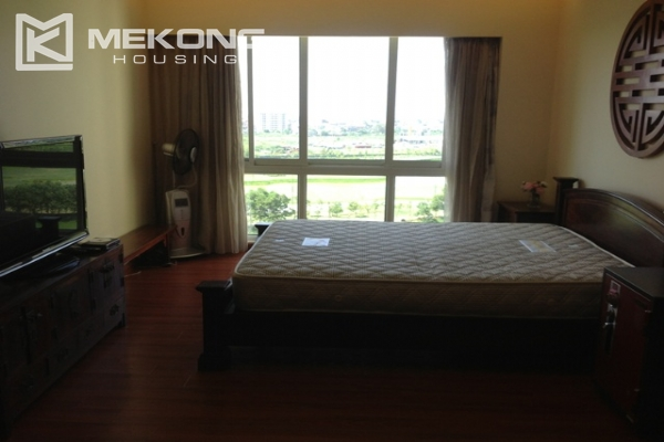 4 bedroom apartment for lease on high level in P2 Ciputra Hanoi, full furniture 6