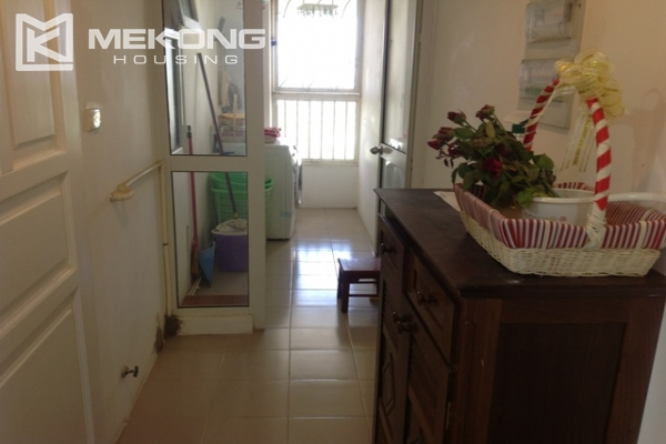 4 bedroom apartment for lease on high level in P2 Ciputra Hanoi, full furniture 13