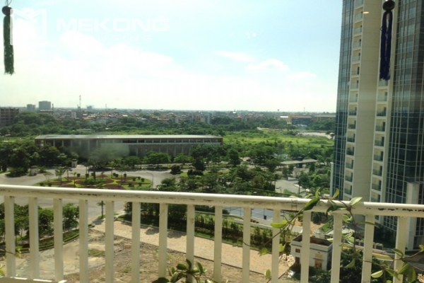 4 bedroom apartment for lease on high level in P2 Ciputra Hanoi, full furniture 15