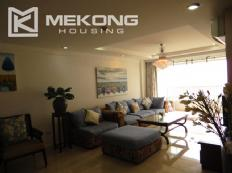 4 bedroom apartment for lease on high level in P2 Ciputra Hanoi, full furniture