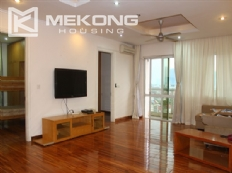 4 bedroom apartment in E5 Ciputra with modern kitchen