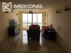 4 bedroom apartment with full furniture in P1 tower, Ciputra Hanoi