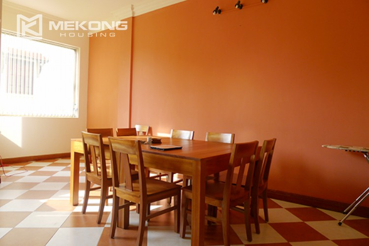 4 bedrooms villa for rent in Tay Ho, very close to West Lake 9