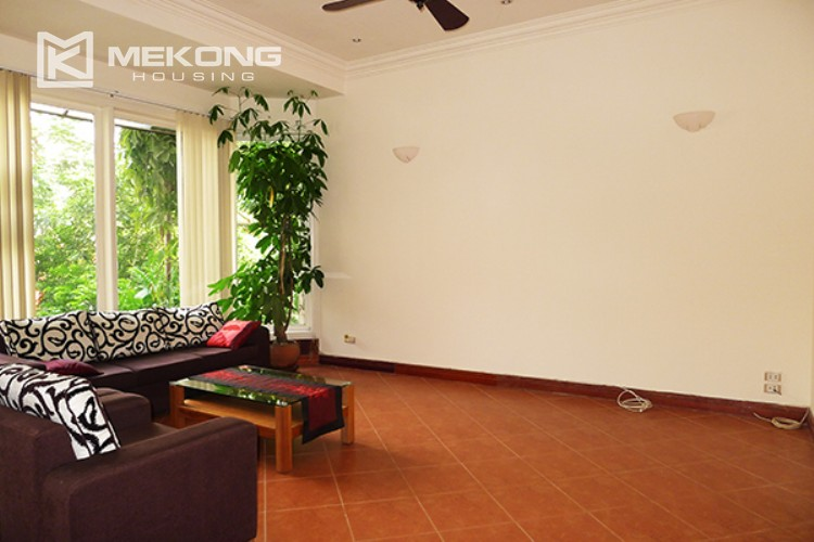 4 bedrooms villa for rent in Tay Ho, very close to West Lake 14