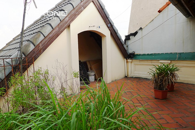 4 bedrooms villa for rent in Tay Ho, very close to West Lake 18