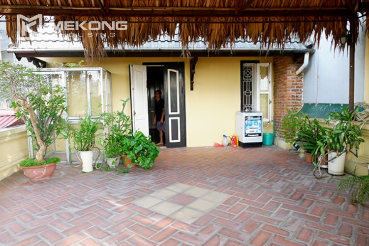 4 bedrooms villa for rent in Tay Ho, very close to West Lake 21