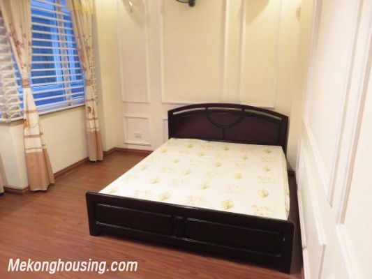 4 floors house with modern furniture for rent in Doi Can street, Ba Dinh district, Hanoi 6