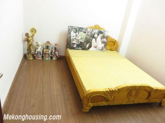 4 floors house with modern furniture for rent in Doi Can street, Ba Dinh district, Hanoi 9