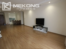 4-bedroom apartment for rent in Vinhomes Nguyen Chi Thanh