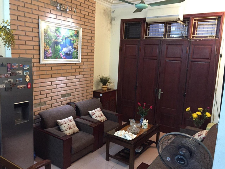 4-floor house for rent, alley 191 Lac Long Quan, Tay Ho, Hanoi 13