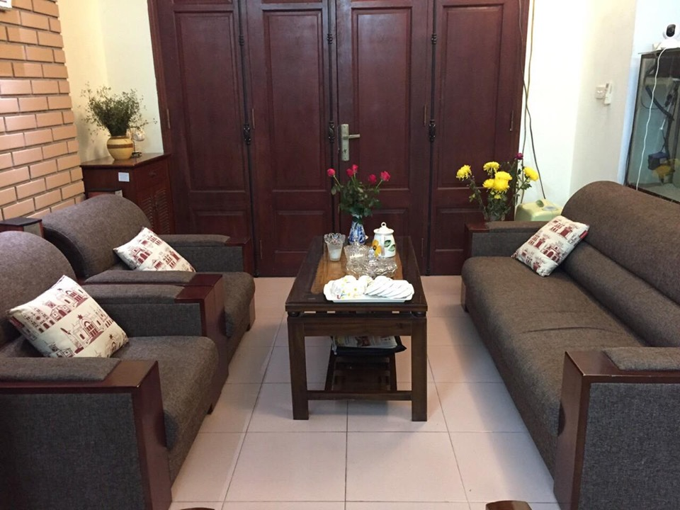 4-floor house for rent, alley 191 Lac Long Quan, Tay Ho, Hanoi 14