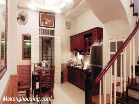 5 bedrooms house for rent in Van Chuong lane, Dong Da district, Hanoi 3