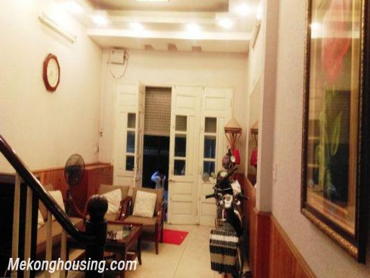 5 bedrooms house for rent in Van Chuong lane, Dong Da district, Hanoi 5