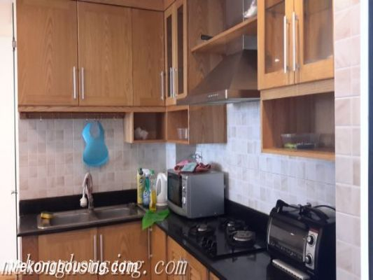 A beautiful apartment with lake view and reasonable price for rent in Ba Dinh district 4