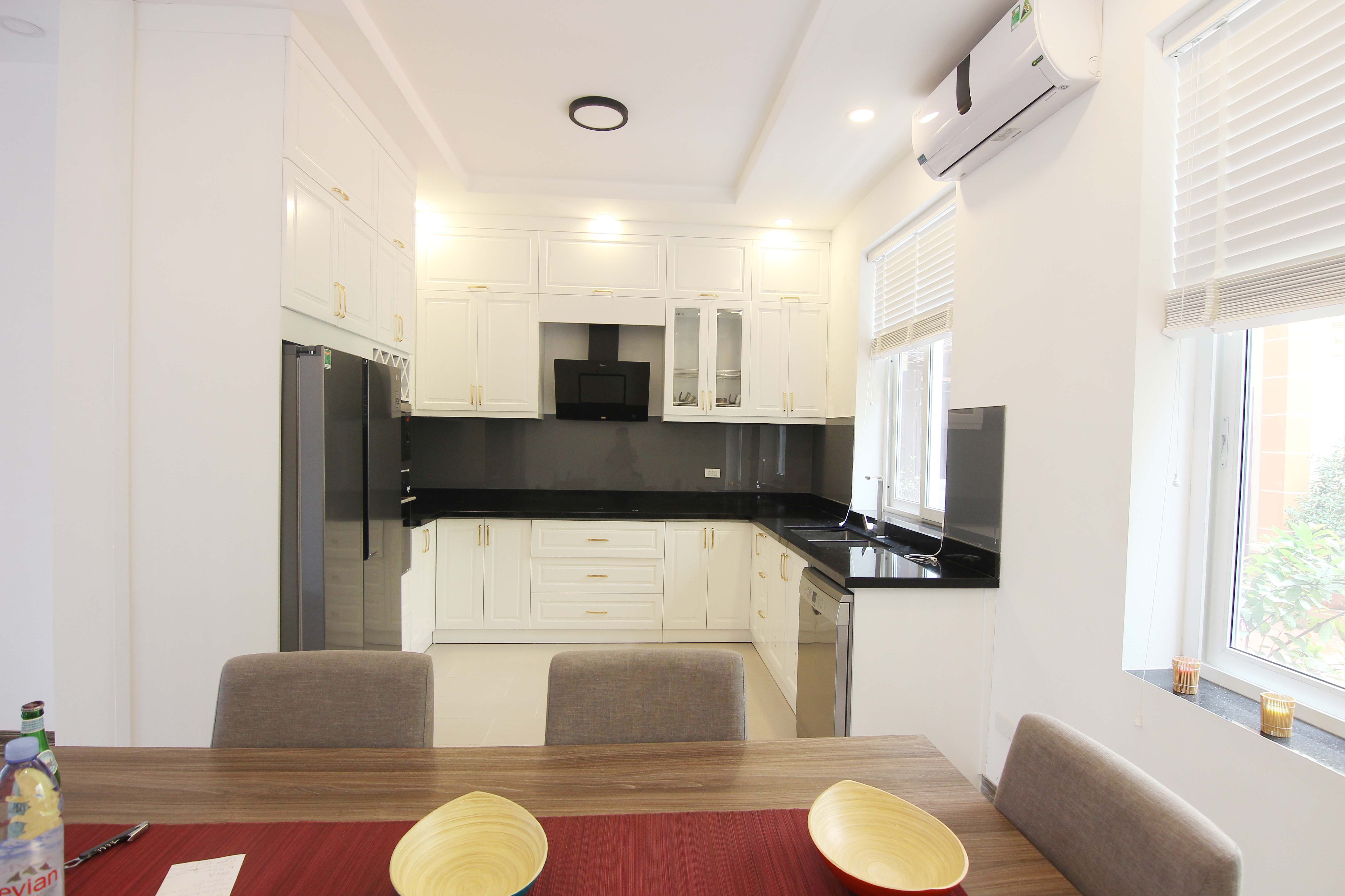 A lovely villa with 5 bedroom for rent on Xom Chua street, Tay Ho district 5