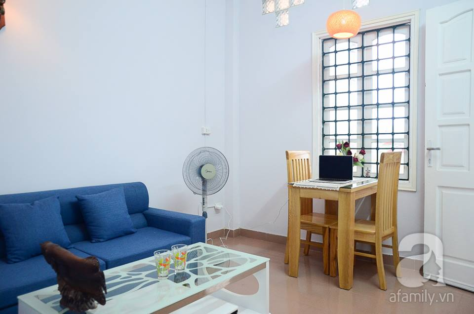 A nice serviced apartment with 1 bedroom for rent in Vong Thi street, Tay Ho district