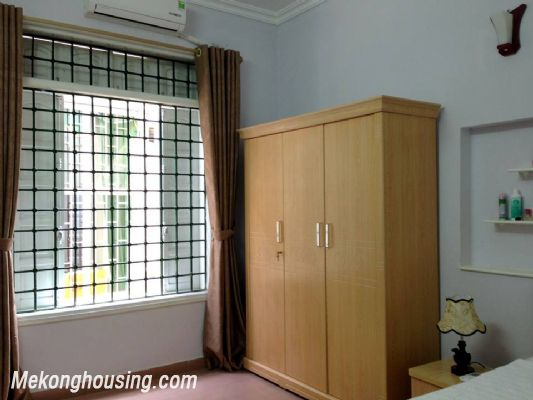A nice serviced apartment with 1 bedroom for rent in Vong Thi street, Tay Ho district 5