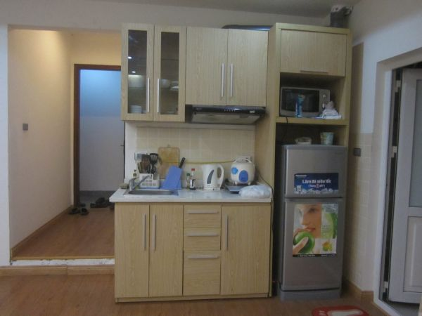 A Studio For Rent as Serviced Apartment in Dang Thai Mai street