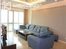 A well designed 182 m2 apartment with 3 bedrooms on high floor in P tower, Ciputra Hanoi